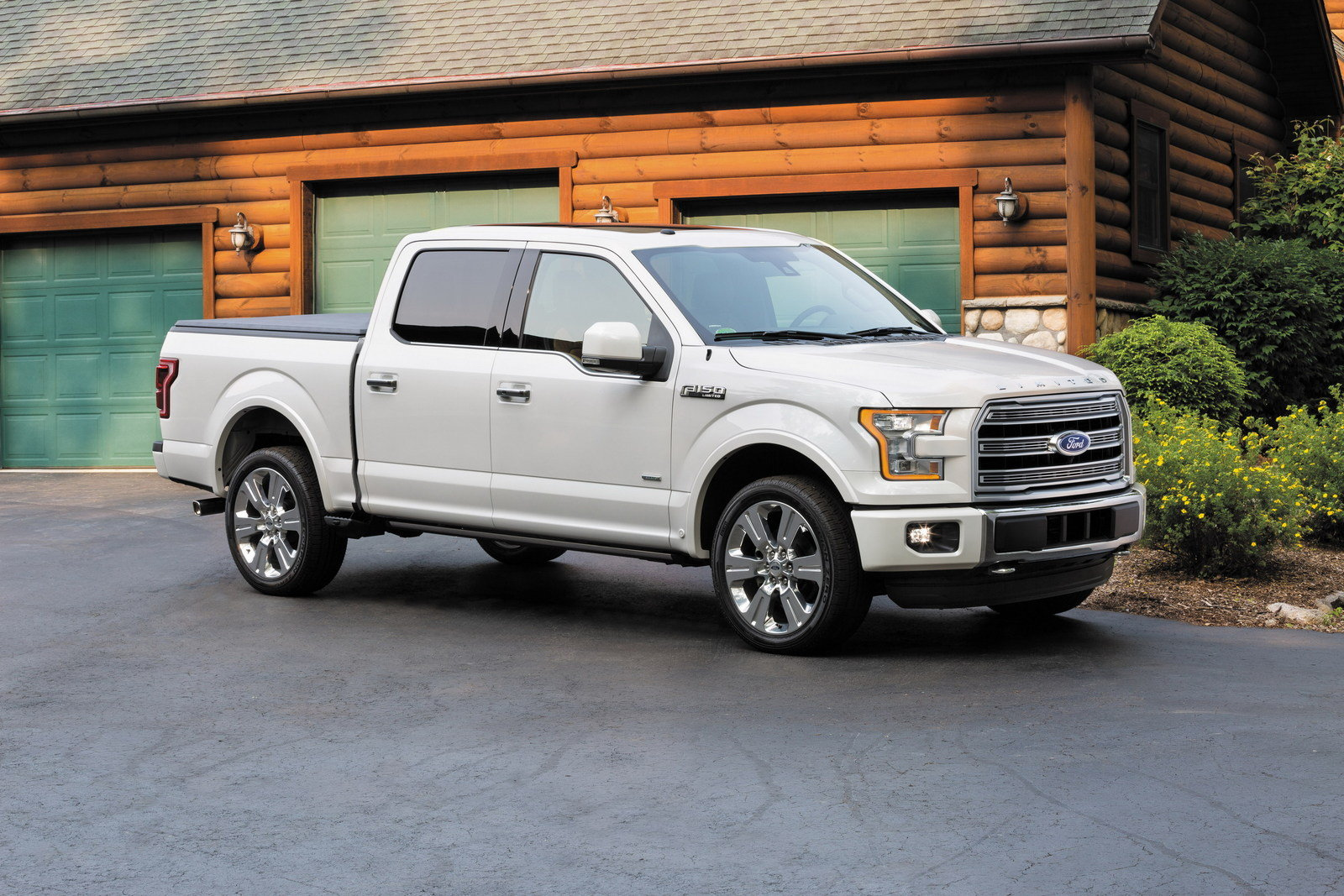 2016 Ford F-150 Limited - Picture 637607 | truck review ...