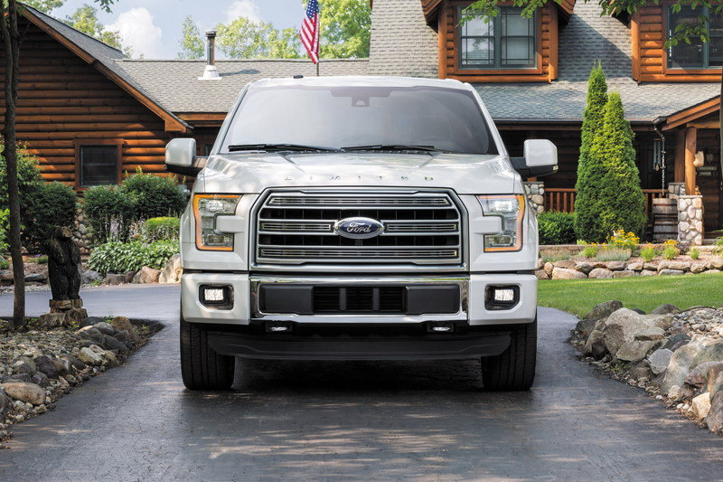 2016 Ford F-150 Limited High Resolution Emblems and Logo Exterior - image 637610