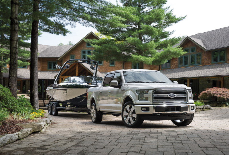 2016 Ford F-150 Limited High Resolution Exterior - image 637603