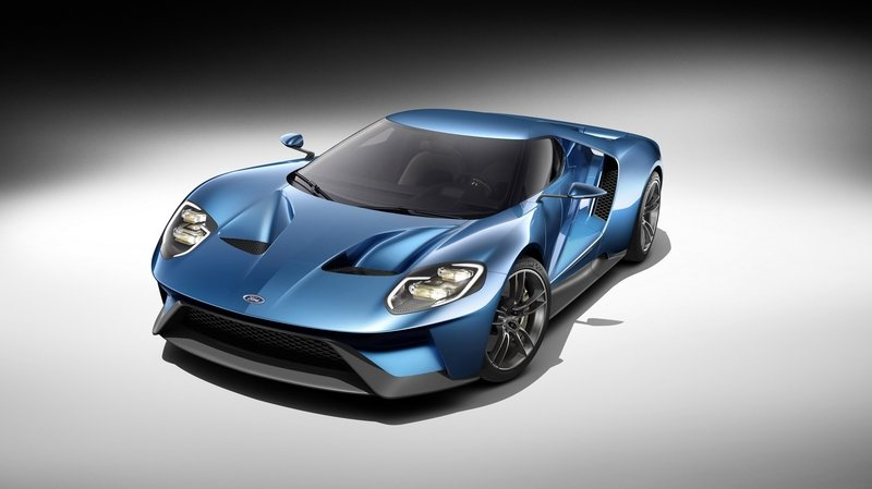 Ford GT Takes Top North American Concept Vehicle Award