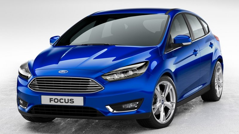 Ford Issues Safety Recall For Focus, C-Max And Escape