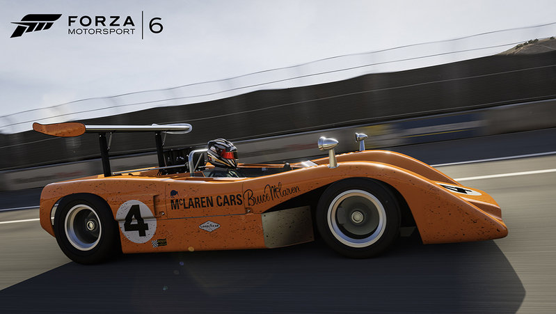 Forza Motorsport 6 Will Add Two Legendary Rides