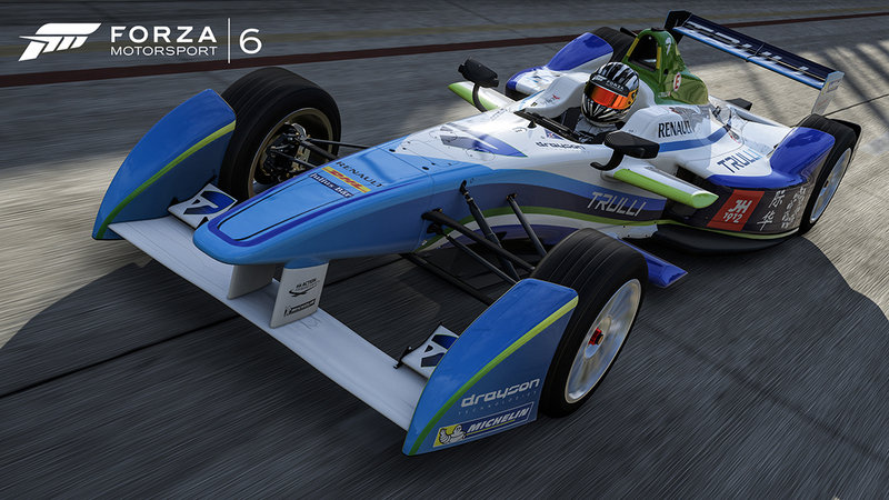 Forza Motorsport 6 Will Offer You The Chance To Drive The Cars From FIA Formula E