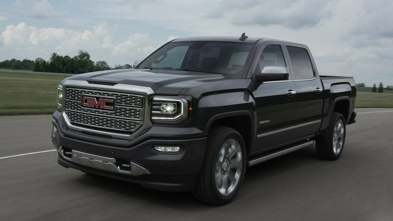GMC Previews The 2016 Sierra