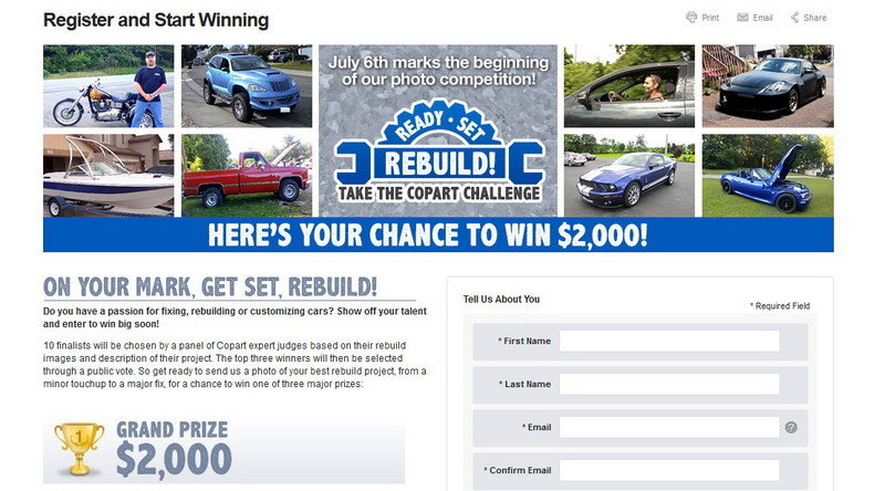 Here's Your Chance To Win $2,000