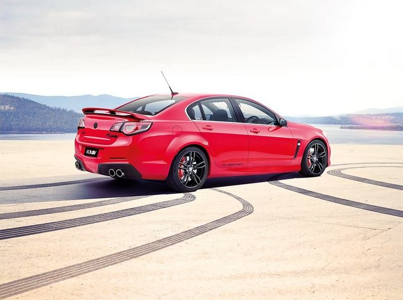 2015 HSV ClubSport R8 25th Anniversary Edition