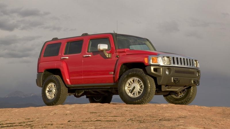 Hummer H3 Recalled For In-Cabin Fire Risk
