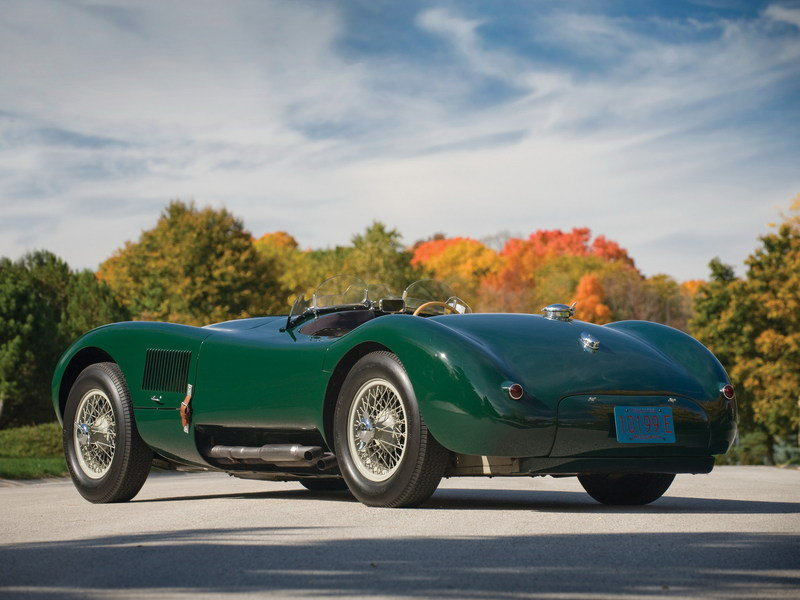 1951 - 1953 Jaguar C-Type