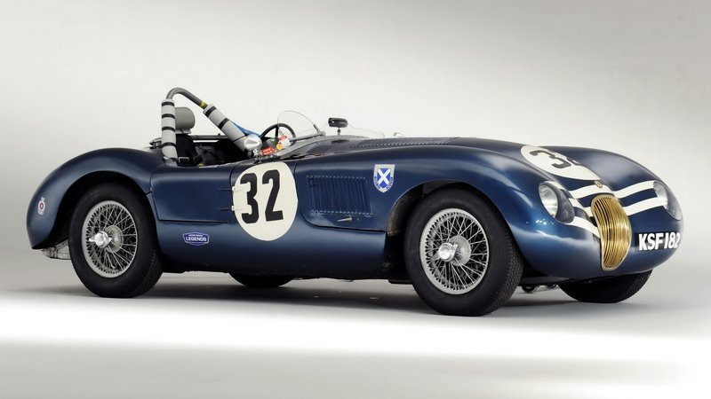 1951 - 1953 Jaguar C-Type High Resolution Exterior - image 636439