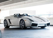 Lamborghini Concept S Will Be Auctioned In November - image 636911