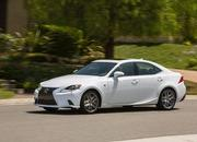 2014 - 2016 Lexus IS - image 637879