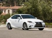 2014 - 2016 Lexus IS - image 637881