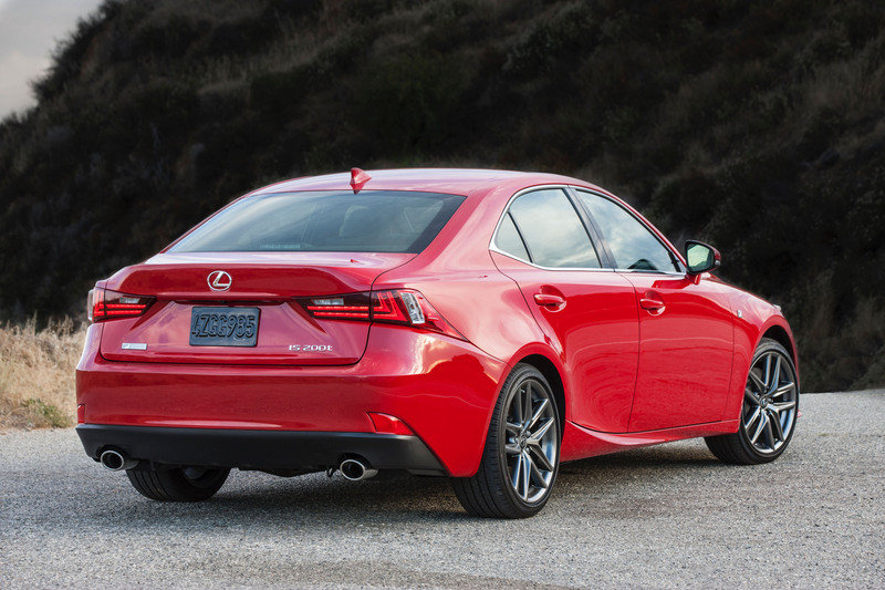 2014 - 2016 Lexus IS High Resolution Exterior - image 637850