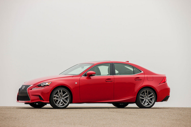 2014 - 2016 Lexus IS High Resolution Exterior - image 637852
