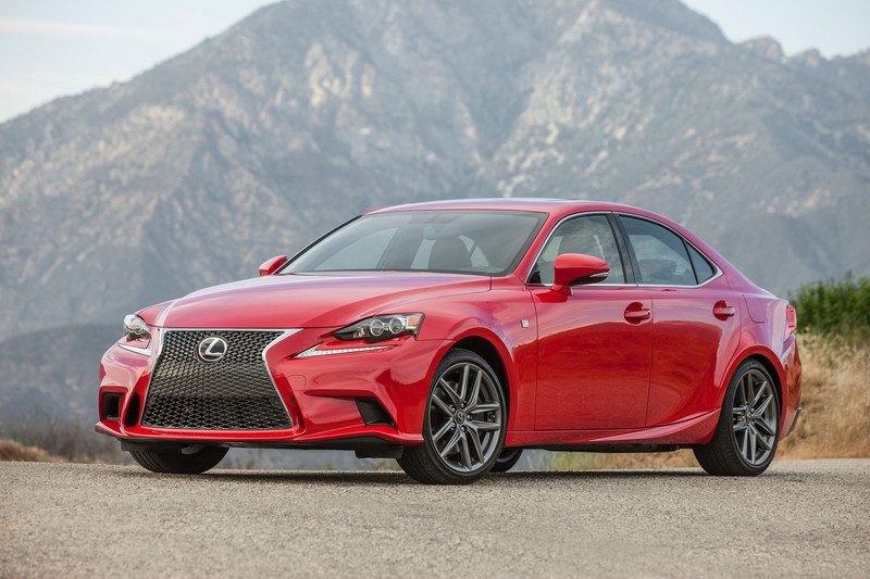 2014 - 2016 Lexus IS High Resolution Exterior - image 637853