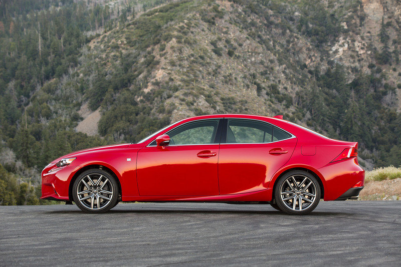 2014 - 2016 Lexus IS High Resolution Exterior - image 637855