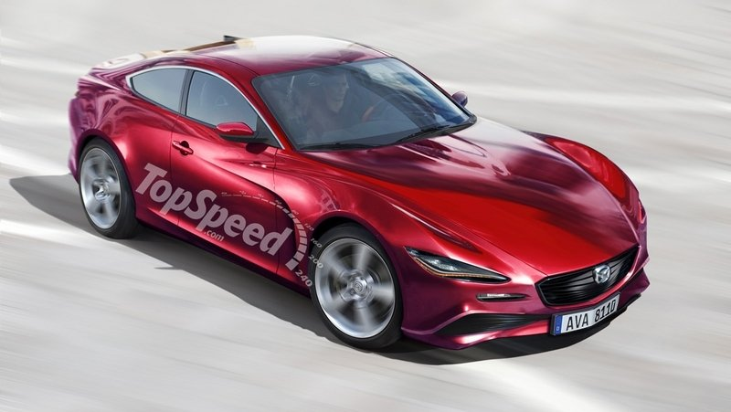 Mazda Considers RX-9 Based On Mazda6