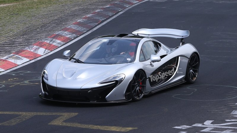 McLaren P1 Sold Out; Five XP Prototypes Will Make It To Production