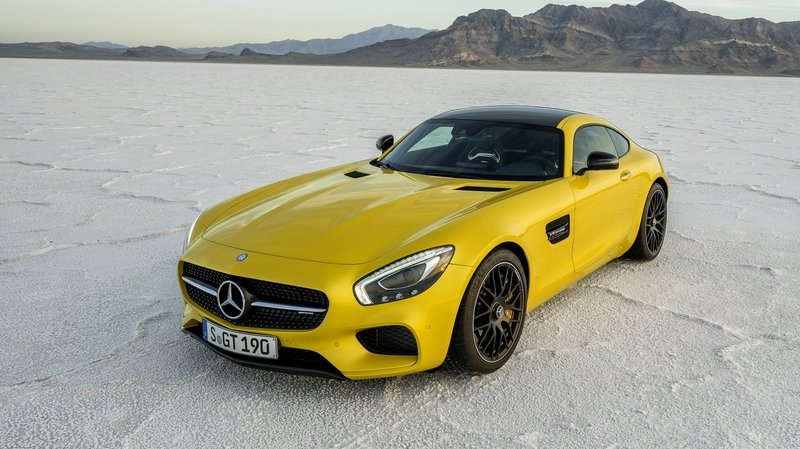 Mercedes-AMG Rumored To Go Hybrid By 2020