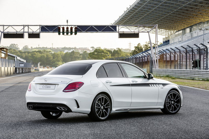 2015 Mercedes C-Class With AMG Accessories High Resolution Exterior - image 637718