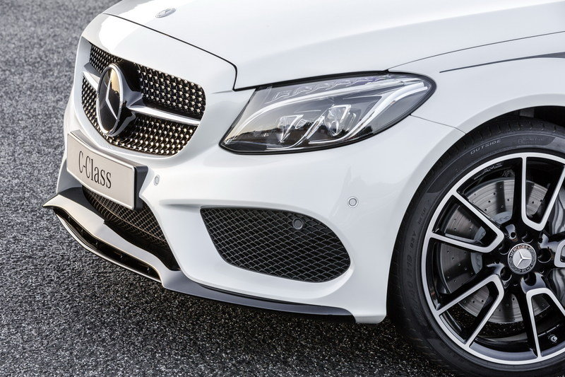2015 Mercedes C-Class With AMG Accessories Exterior - image 637719