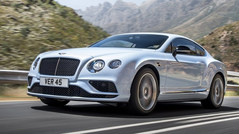 New Bentley Continental Won't Get A Supersports Version
