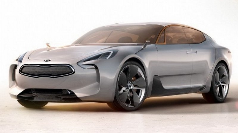 New Kia GT Concept Will Preview Production Version