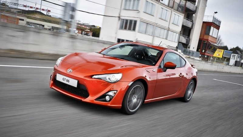 Next-Generation Toyota GT 86 Could Use KERS