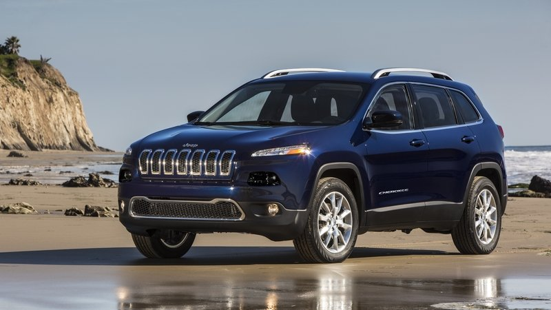 Next Jeep Cherokee Won't Lose Its Shape