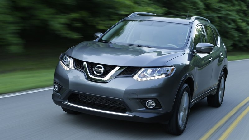 Nissan Rogue Will Get Smaller Variant and a Hybrid