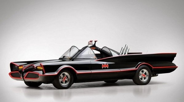 Original Batmobile Expected To Sell For $6 Million