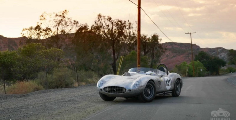 This Man Built A 1959 Ferrari 250 TR From Scratch: Video