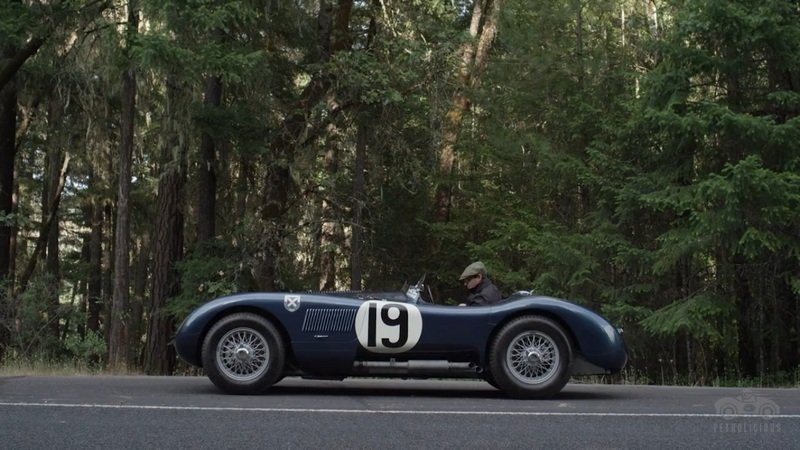 Petrolicious Pays Tribute To Jaguar C-Type: Video