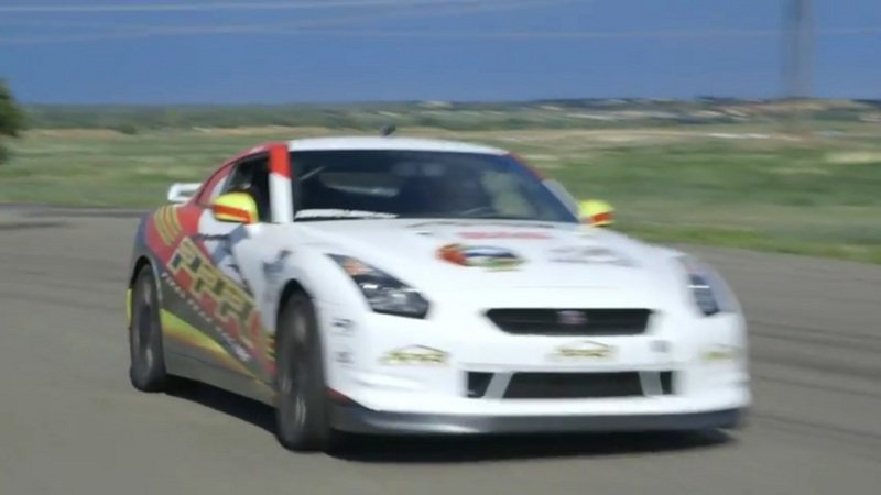Randy Pobst Talks About His Experience At Pikes Peak: Video