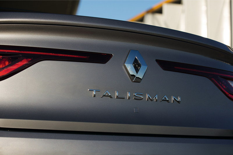 2016 Renault Talisman High Resolution Emblems and Logo Exterior - image 636167