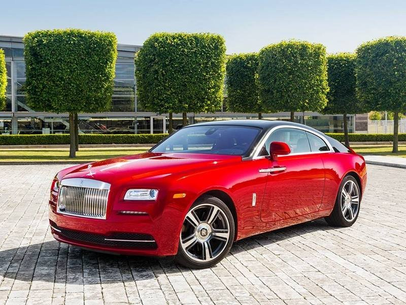 2015 Rolls Royce One-Off Wraith Inspired By Chief Inspector Morse