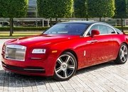 Rolls Royce One-Off Wraith Inspired By Chief Inspector Morse