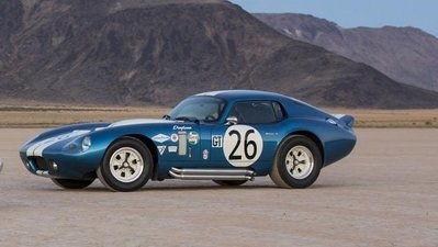 2015 Shelby Cobra Daytona Coupe 50th Anniversary High Resolution Exterior - image 637334