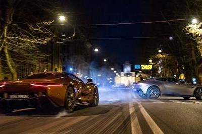 New Spectre Trailer Shows The Jag C-X75: Video