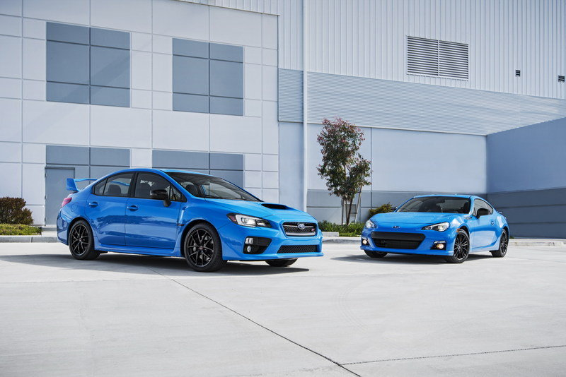 2016 Subaru Series.Hyperblue BRZ