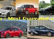 The 5 Most Overrated Cars - image 637621