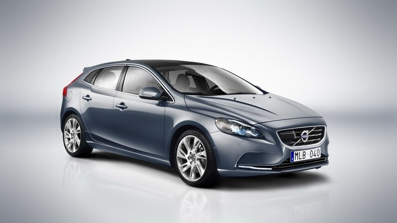 Next-Gen Volvo V40 Coming to US