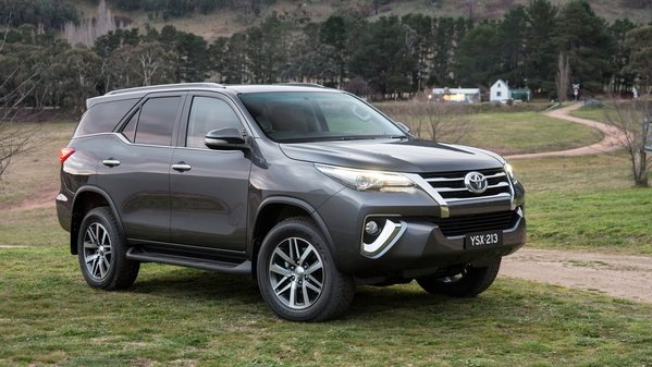 Toyota Highlander Seating >> 2016 Toyota Fortuner Review - Top Speed