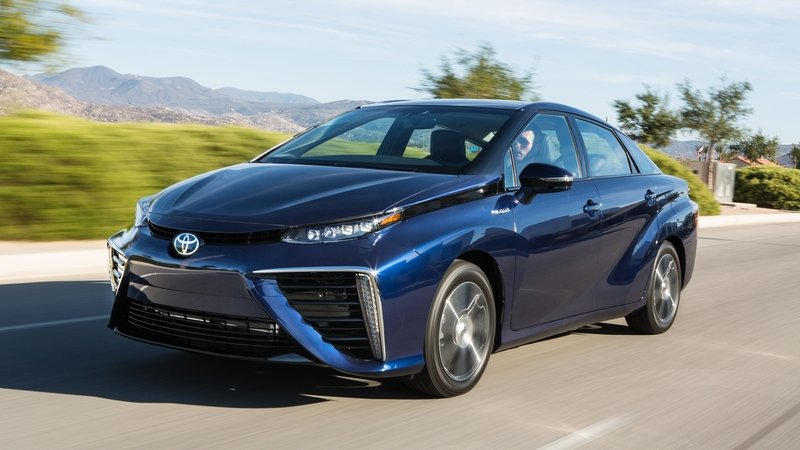 Toyota Will Start Taking Mirai Orders As Of July 20