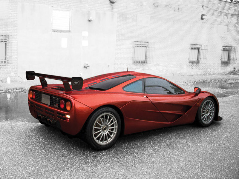1998 McLaren F1 LM Specification