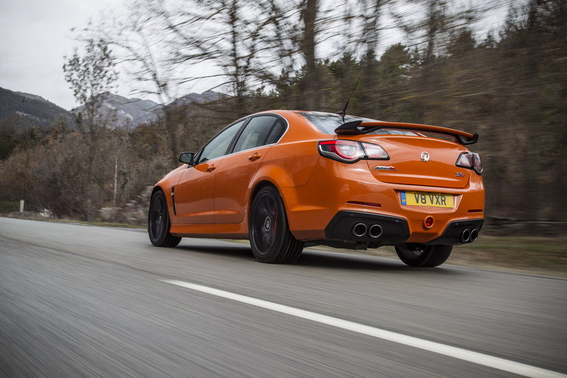 Vauxhall Plans to Capitalize on the VXR Badge in the Future