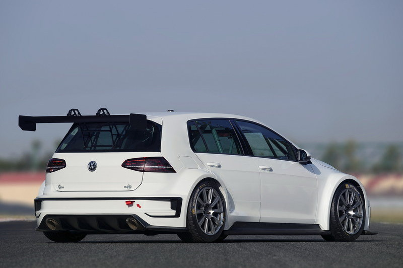 2016 Volkswagen Golf TCR High Resolution Exterior - image 636630