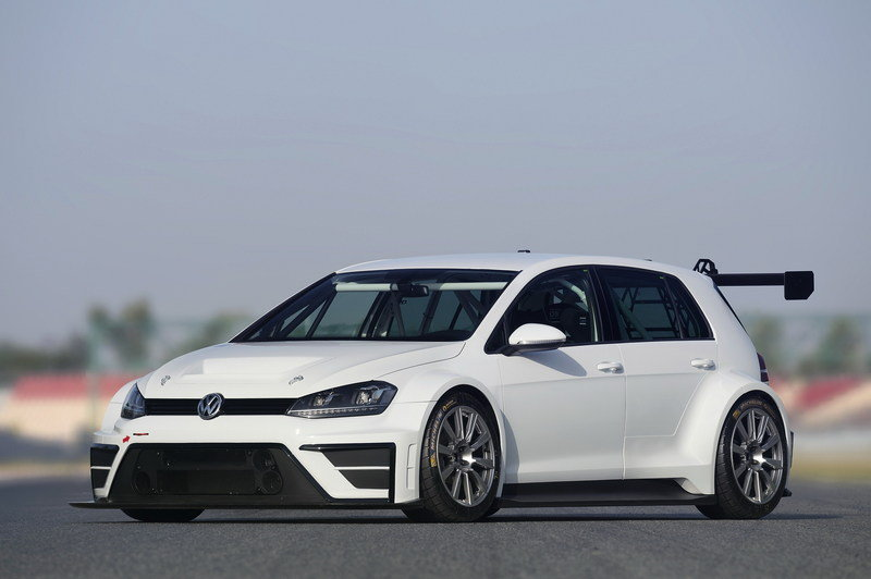 2016 Volkswagen Golf TCR High Resolution Exterior - image 636631