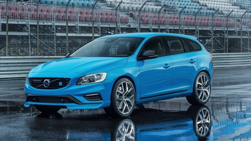 2016 Volvo V60 Polestar High Resolution Exterior - image 637531