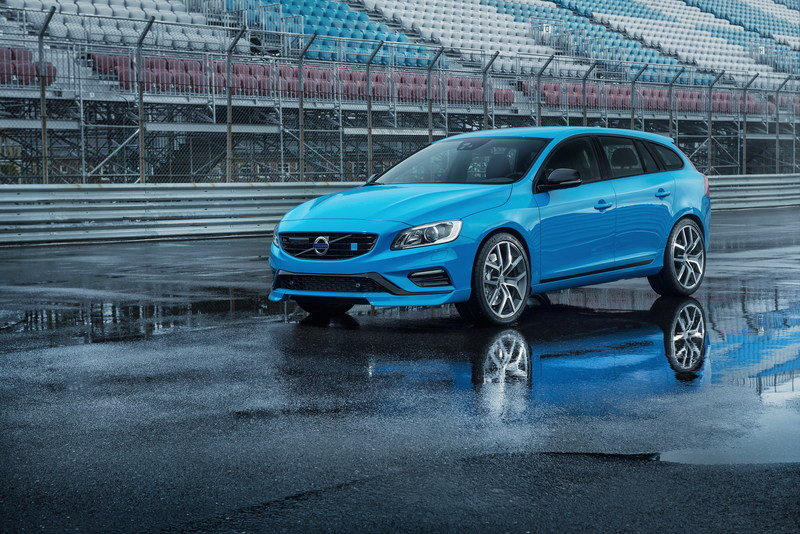 2016 Volvo V60 Polestar High Resolution Exterior - image 637506